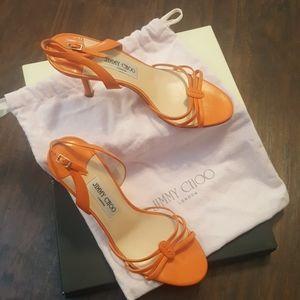 1 pair Jimmy Choo sandals